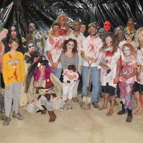 Llano Community Center Haunted House