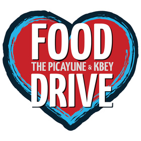The Picayune and KBEY Food Drive