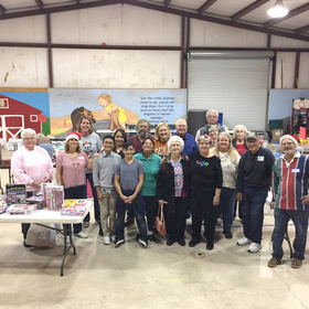 Granite Shoals Christmas Outreach