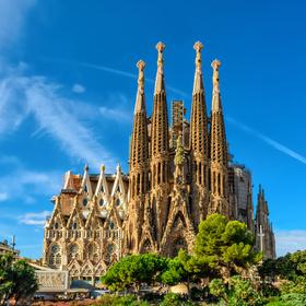 Temple of the Sagrada Família
