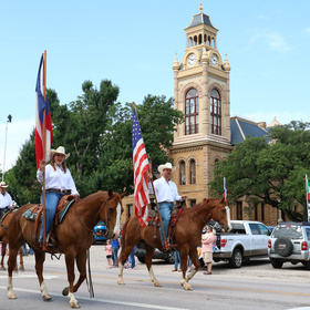 Llano Rodeo Parade