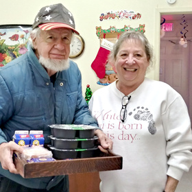 Kingsland area Meals on Wheels