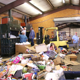 Llano Recycling Opportunities