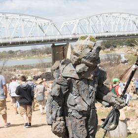Llano Earth Art Fest