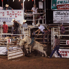 Marble Falls Rodeo