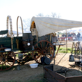 Llano River Chuck Wagon Cook-Off