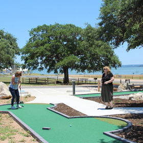 Lake Buchanan Mini Golf