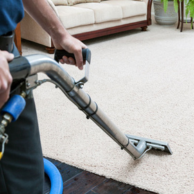 Deep cleaning carpets
