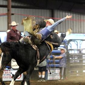 Llano Open Pro Rodeo