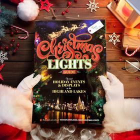 Highland Lakes Christmas Lights Guide