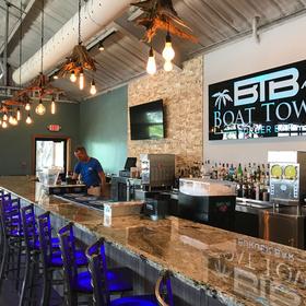 Boat Town Burger Bar