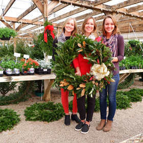 Wreath making how-to