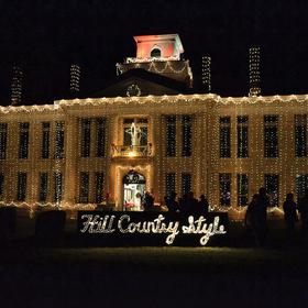 Lights Spectacular in Johnson City