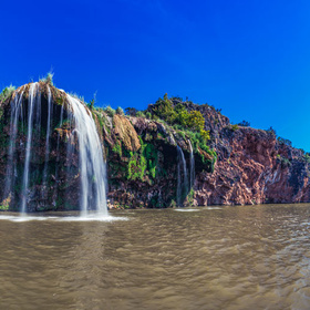 Lake Buchanan's Fall Creek Falls