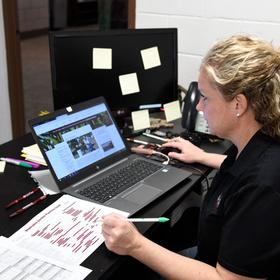 Burnet County Extension Agent Kelly Tarla