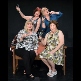 'The Savannah Sipping Society' at the Hill Country Community Theatre