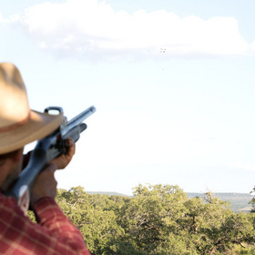 Highland Lakes shooting ranges