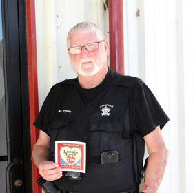Llano County Constable Bill Edwards