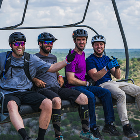 Spider Mountain Bike Park