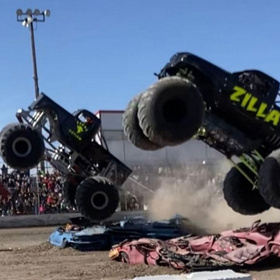 No Limits Monster Truck Show
