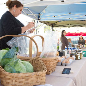 Highland Lakes Farmers Markets growing