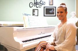 In Harmony with Marble Falls Arts School's Mission