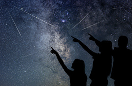 Perseid Meteor Shower and Stargazing Events at State Parks Up in the Air