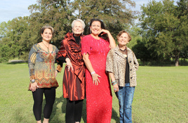 Marble Falls Library Thrift Store Style Show: Secondhand Doesn't Mean Second-Best