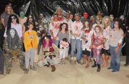 Llano Community Center Haunted House Not for Faint-Hearted