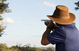 Sporting Clay Shoot Oct. 20 Benefits Mission Marble Falls Soup Kitchen
