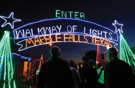Walkway of Lights Ushers in the Holidays