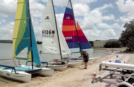 Come sail away at Lake Buchanan regatta