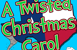 Hill Country Community Theatre casting 'Twisted Christmas Carol'