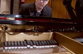 Jazz pianist, professor to perform in Horseshoe Bay