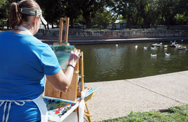 Burnet Art Festival captures city's essence