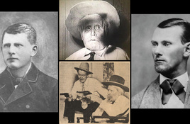 Jesse James impersonator spun tales of outlaws at Roper Hotel