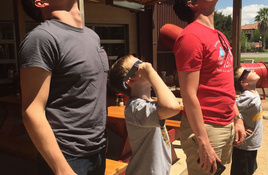 Highland Lakes best place to view 2024 total eclipse