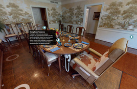 Take a virtual tour of Texas White House at LBJ national park