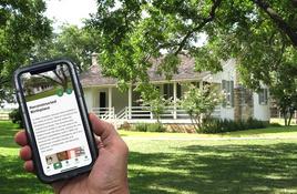 New app for LBJ National Historical Park visitors