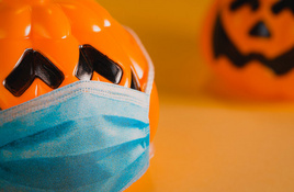 Don't let COVID-19 scare away Halloween fun