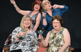 Hill Country Community Theatre postpones 'Savannah Sipping Society'