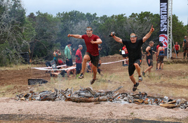 Spartan Race at Reveille Peak Ranch on May 15-16
