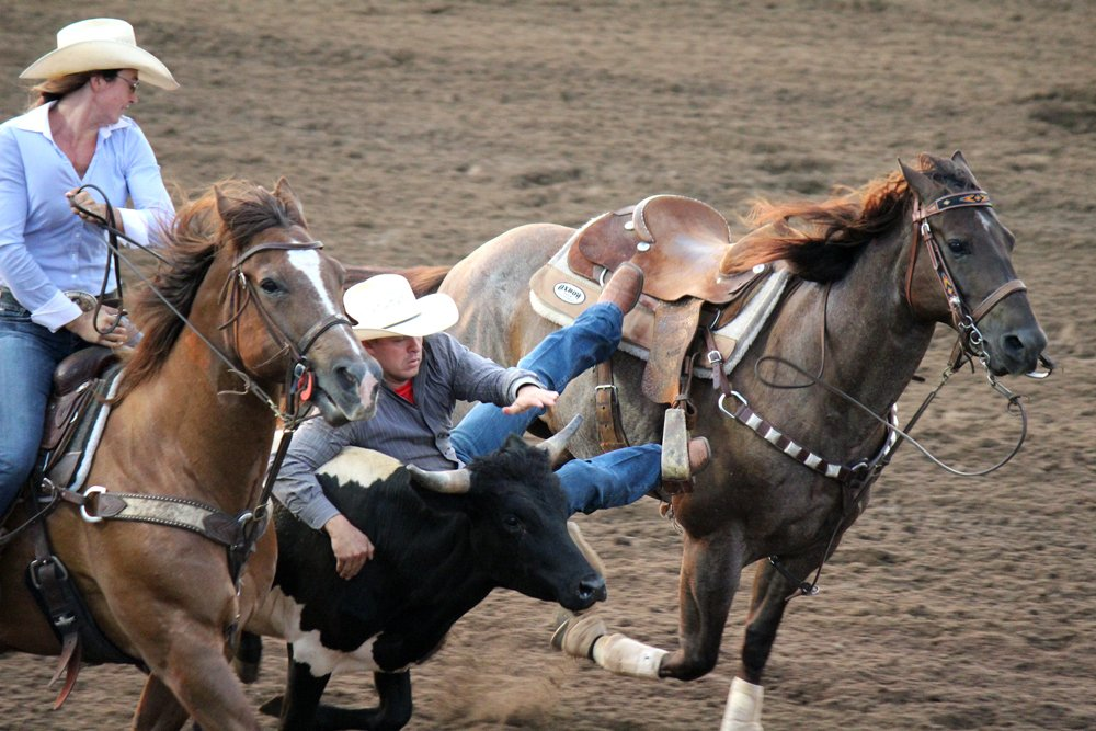 Marble Falls Rodeo Action Returns This Weekend