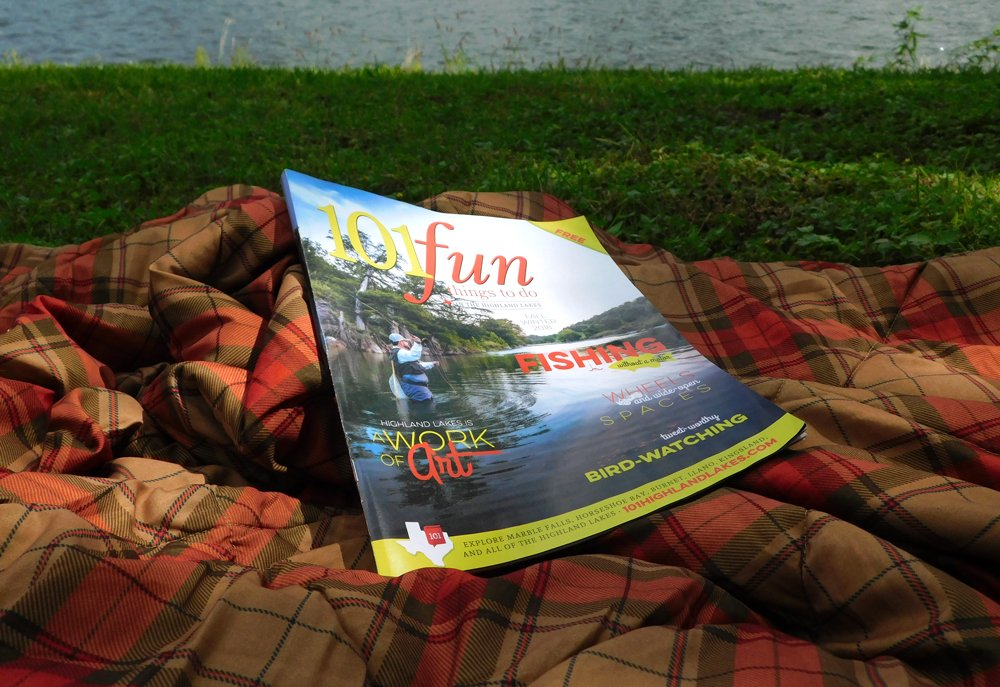 101 Fun Things to do in the Highland Lakes!