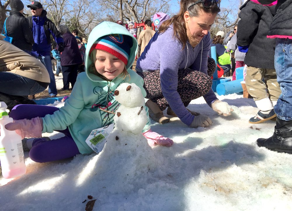 Snow Day in Science Mill's Forecast