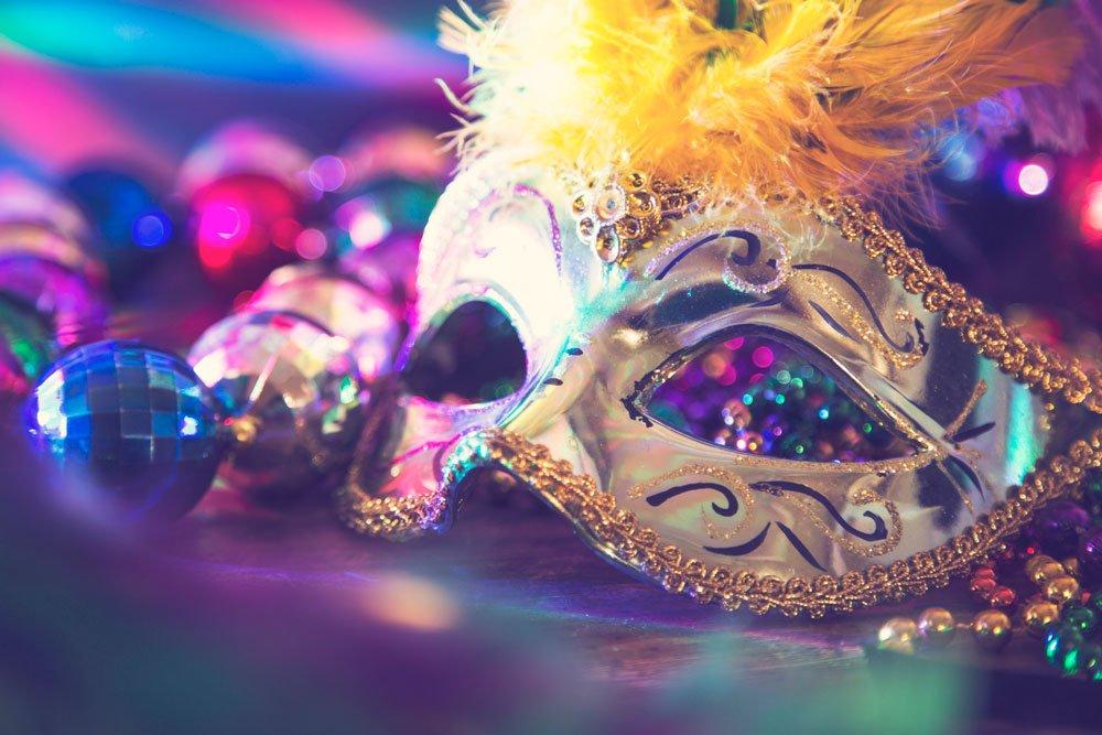 Mardi Gras Marches Its Way to Llano Masked Ball