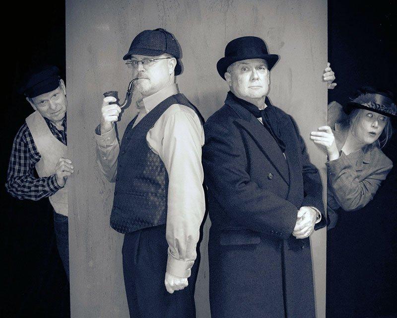 Crack Up As Sherlock Holmes Cracks the Case