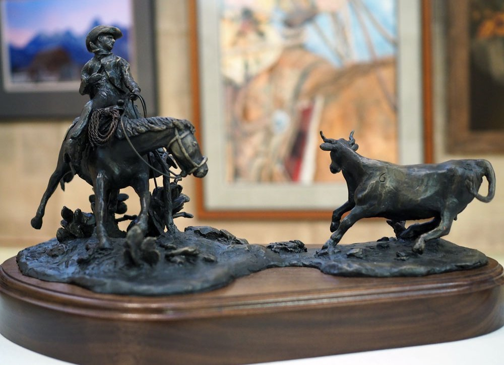 A way of life as art at Western Trappings on the Llano