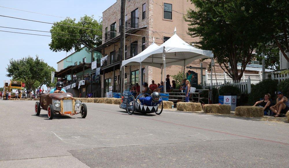 Racers Seek Glory at Marble Falls Soapbox Classic
