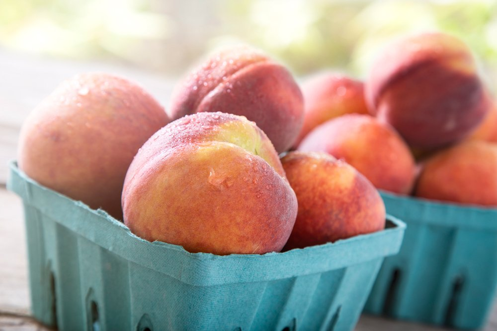 Texas Hill Country peaches prized for flavor